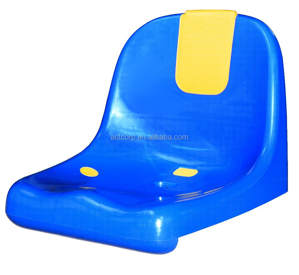 plastic seat shell of plastic stadium seat molded school seats