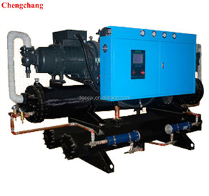 Large Capacity Carrier screw chiller Water Cooled Chiller