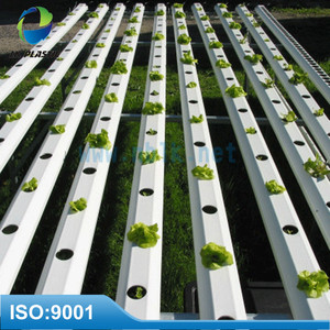 Food grade PVC 2mm thickness nft pipe