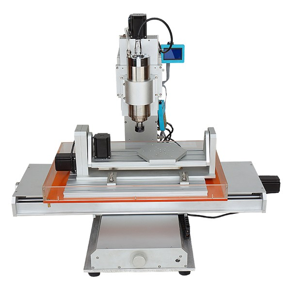 Hy 6040 5 Axis Small Cnc Milling Machine With Price For Sale