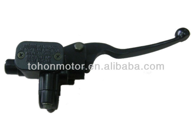 Motorcycle Clutch Brake Lever with Master Cylinder, TOLEDO