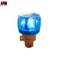 Factory directly selling solar flashing warning barricade light