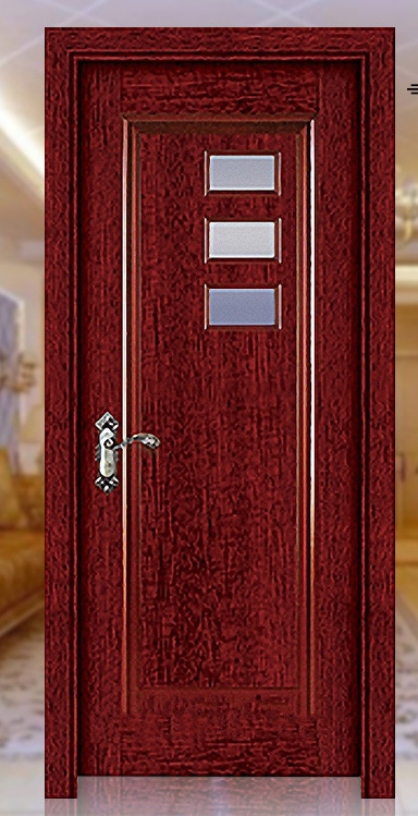 Half Glass Wooden Door, Half Glass Wooden Door Suppliers And Manufacturers  At Alibaba.com