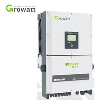 Growatt Auf-grid 3 Phase Inverter Solar 10KW 20KW 30KW 40KW Smart <span class=keywords><strong>PV</strong></span> 380 v Grid Tie Inverter