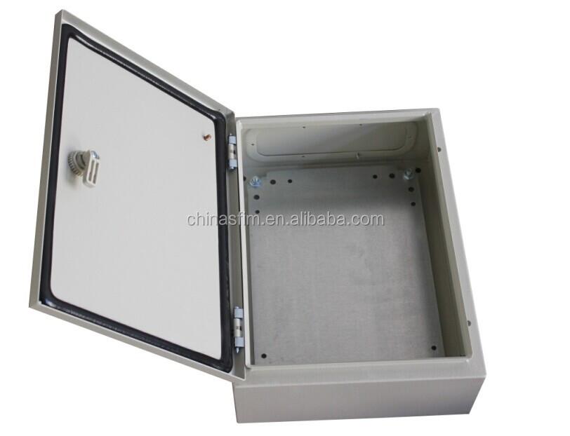 TIBOX Outdoor Battery Metal Box