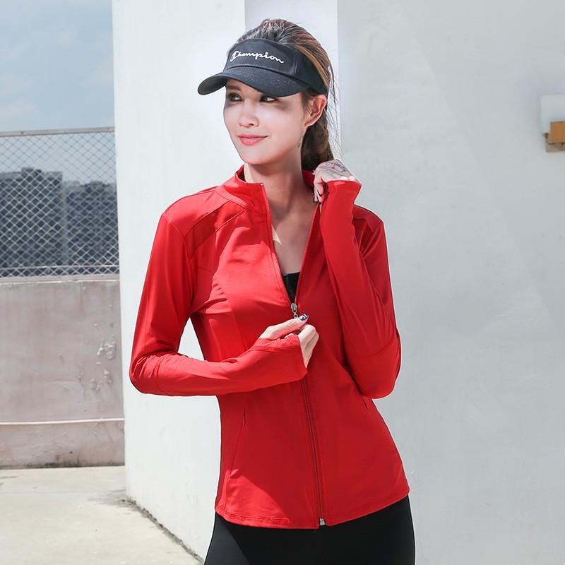 Women Yoga Jacket 3