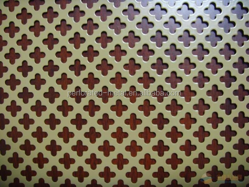 Hot Sale Copper Perforated Wire Mesh/perforated Copper Metal Sheet ...