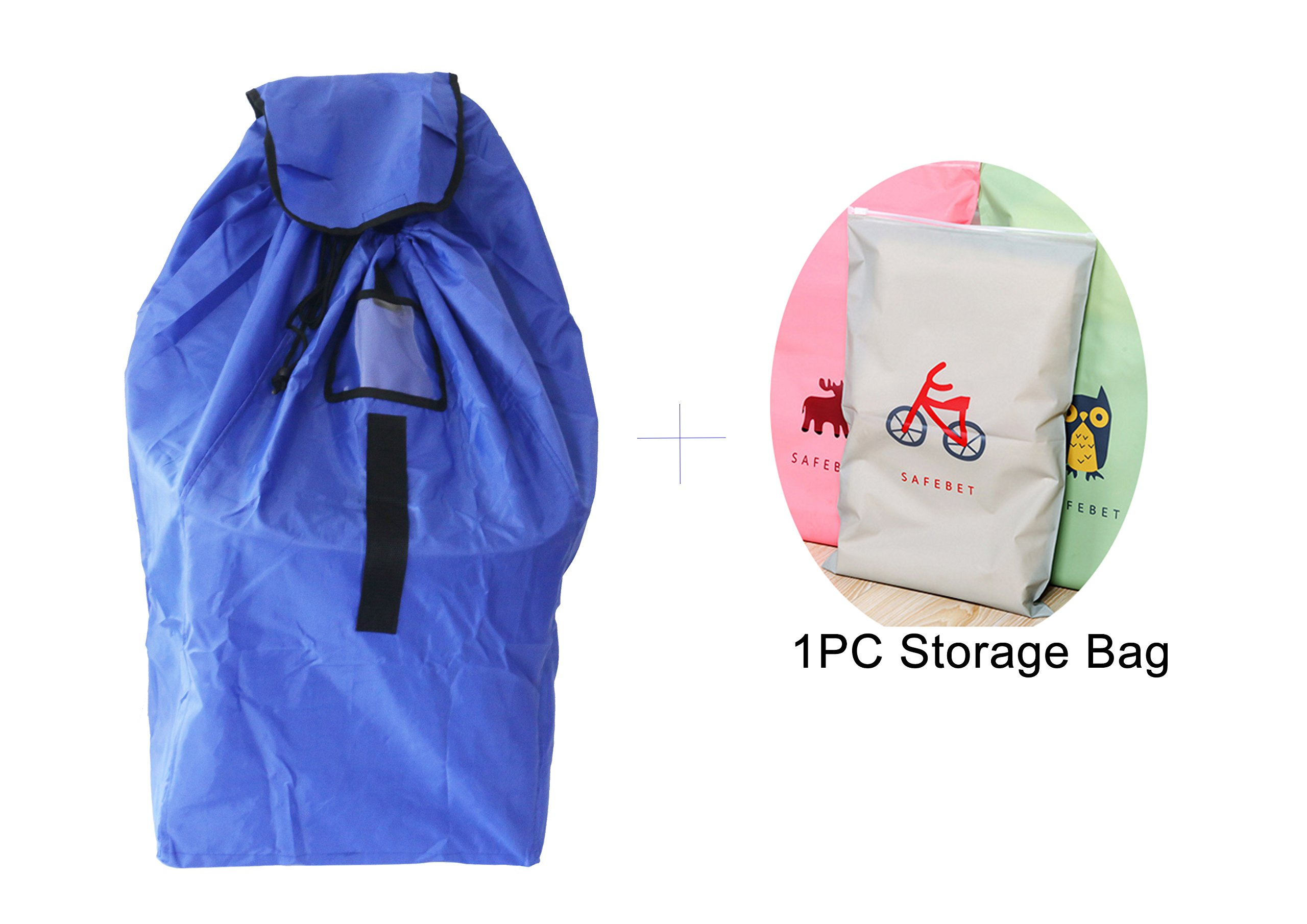 Get Quotations Car Seat Travel Bag Cover Infant And Baby Carrier
