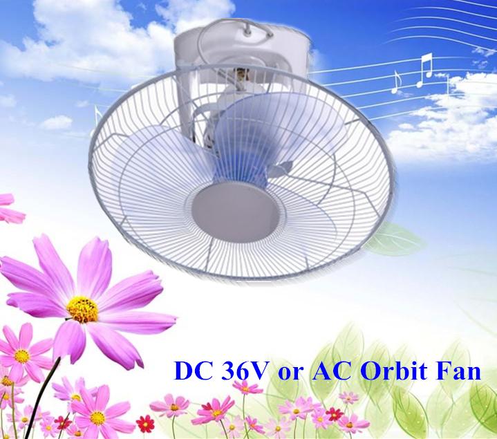 Panneaux Solaires Pour Votre Maison 16 Pouces 12 V Solaire Mur Monté  Ventilateurs Dc Orbite Ventilateur
