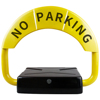 Automatic remote control car parking lock