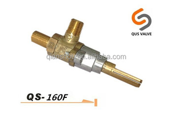 Qs 160f Nozzle Spary Brass Gas Valve Cock Oven Stove Repair Parts ...