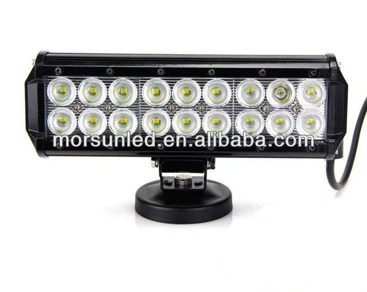 2014 Hot sale 72W LED working light bar for offroad truck Jeep ATV UTV SUV