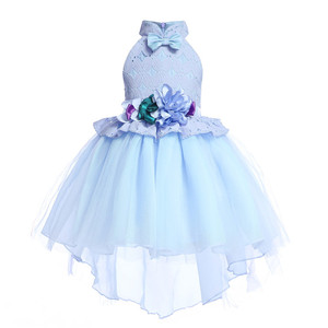 Pretty kids bridal dresses girl puffy dresses for weddings birthday party