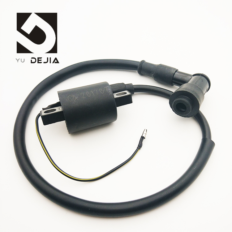 Hot Selling CB125 JH125 Motorcycle Parts Generator Motorcycle Ignition Coil Manufacturers China