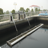 SBR waste water treatment rotary decanter system