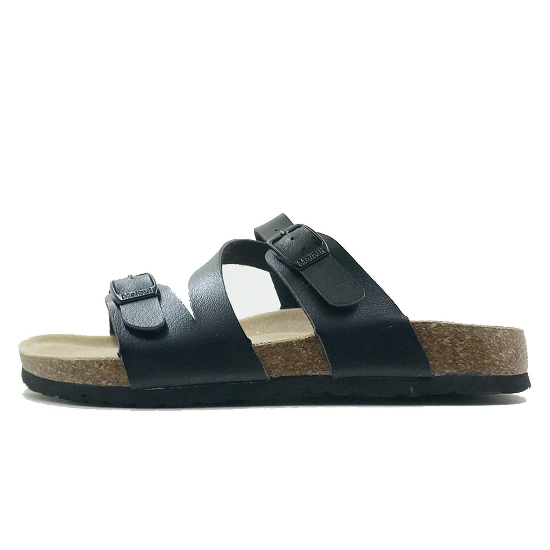 Get Quotations · Shoes Womens Orthotic Sandals Cork Sandal Casual Slippers  Classics Flip Flop 014176dc4b6