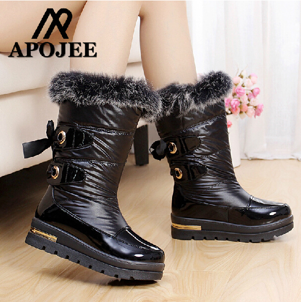 New Winter Snow Boots Women Top Sales Good Quality