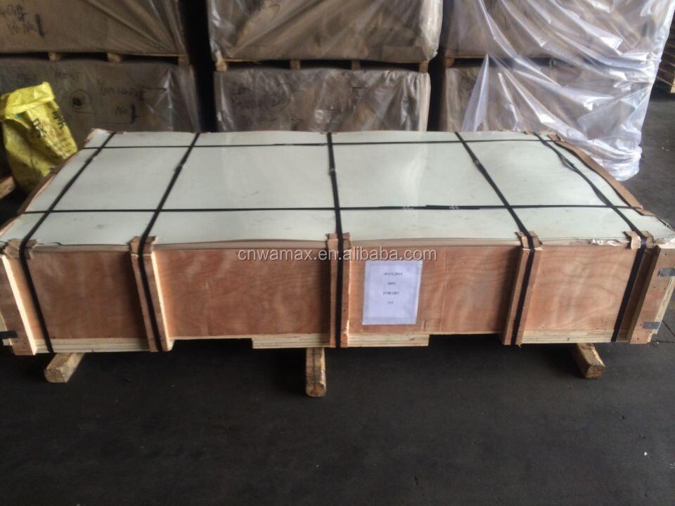 Hpl Furniture Material P9 Woodgrain Waterproof Laminate Flooring Bathroom