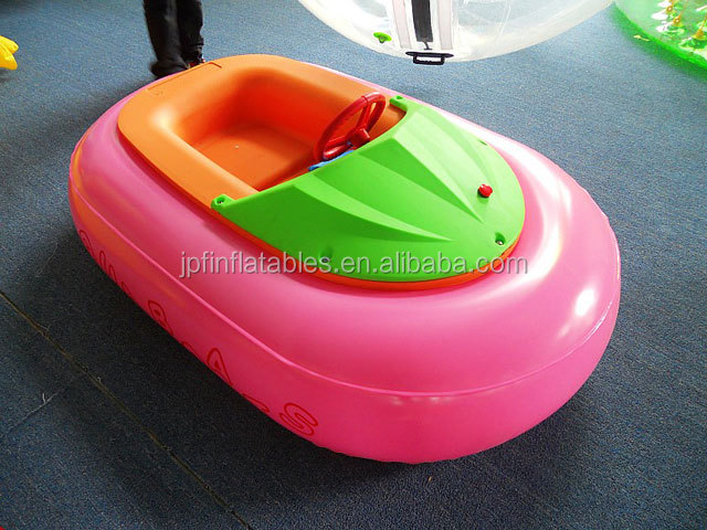 2019 hot selling plastic foot pedal boat for pool, kids water fun manual boat