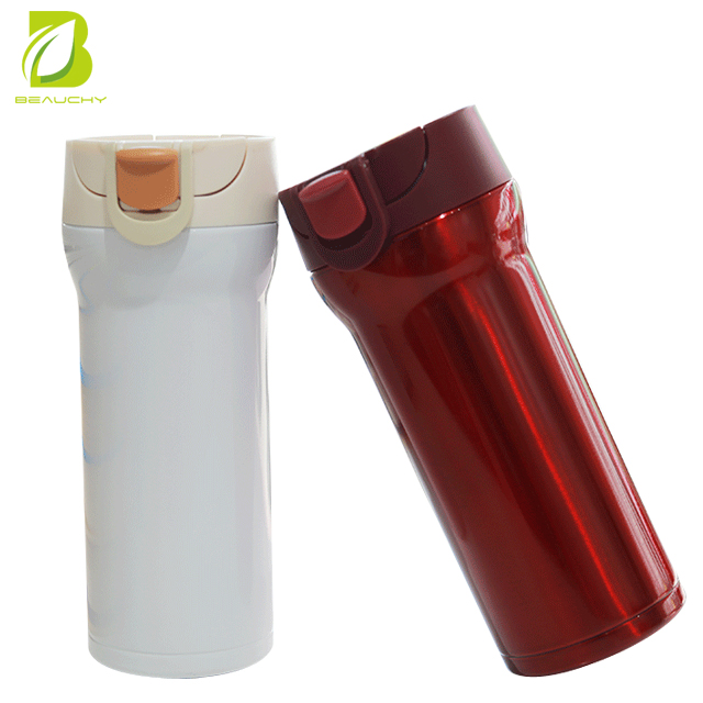 New Design eco friendly stainless steel mugs travel bottle custom coffee mug