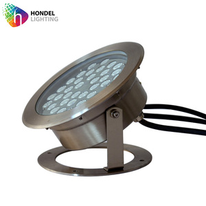DMX512 RGBW Led Fountain Light for Underwater Pool Lighting