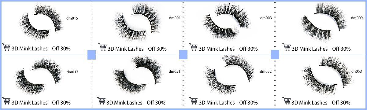 e7ab341630a Qingdao Kingdaflex Industrial Co., Ltd. - Eyelashes, 3d Mink Lashes