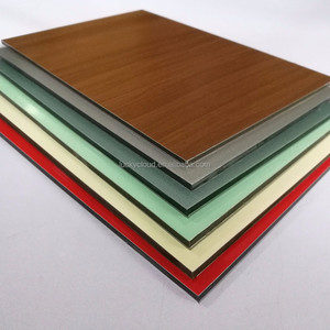 ACM PVDF Aluminum composite panel Dibond sandwich panel
