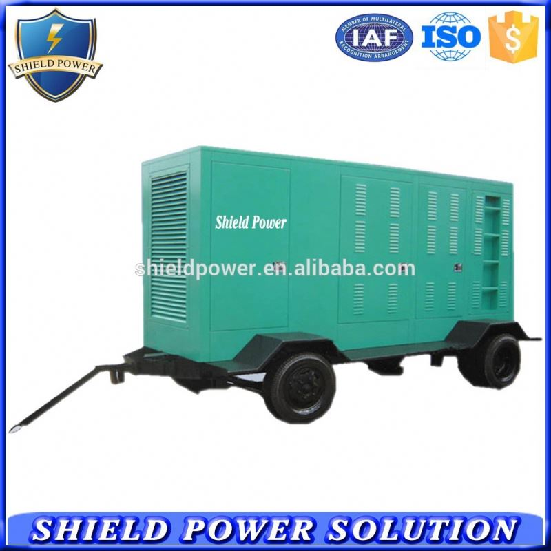 China gas engine 50kva biogas generator set stock