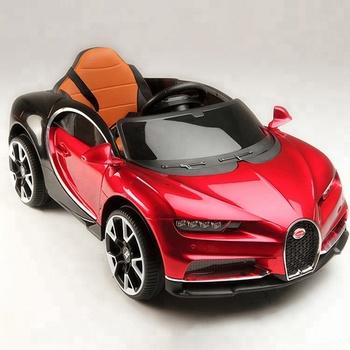 Bugatti Kids Toy Car Children S Ride Jpg X