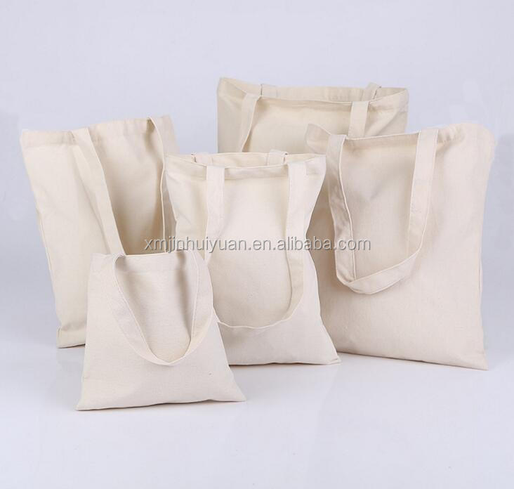 Plain Cotton Shopping <strong>Tote</strong> Bag