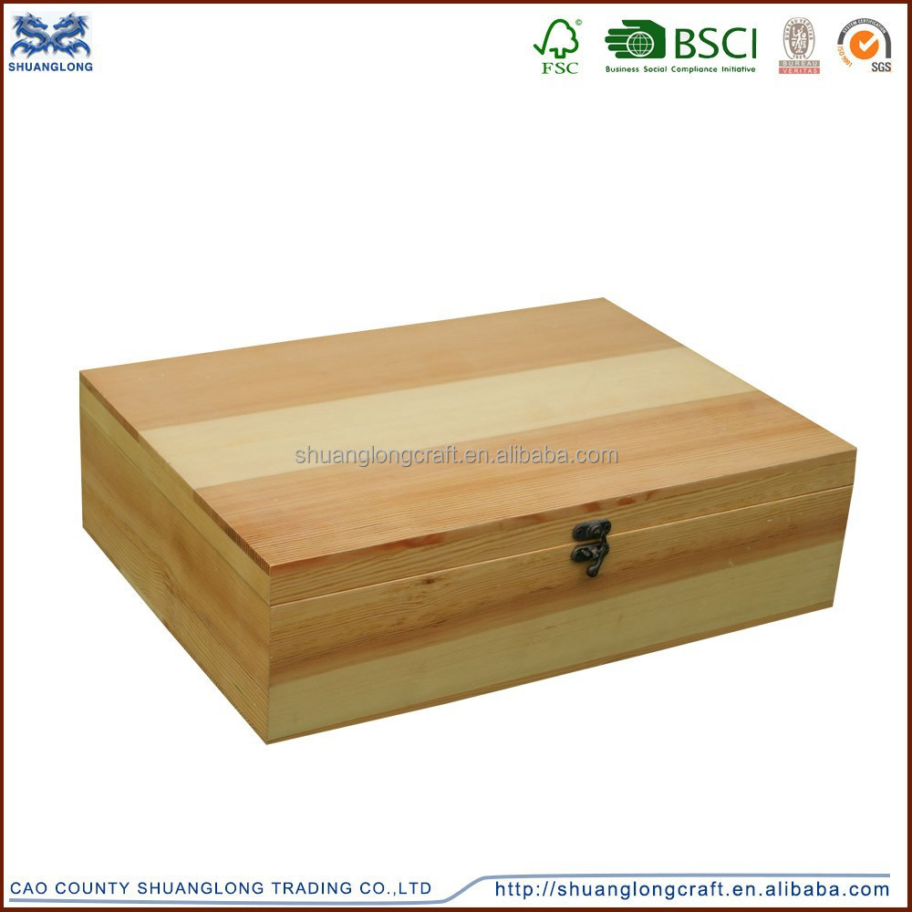 2015 factory supply art minds wooden box wholesale , home decor wooden box