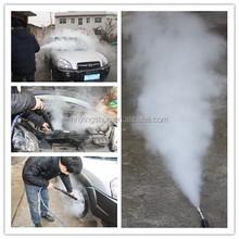 18bar diesel type mobile steam car wash machine /steam auto car wash/ car wash