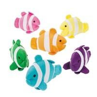 small gift toy The clown fish plush toys