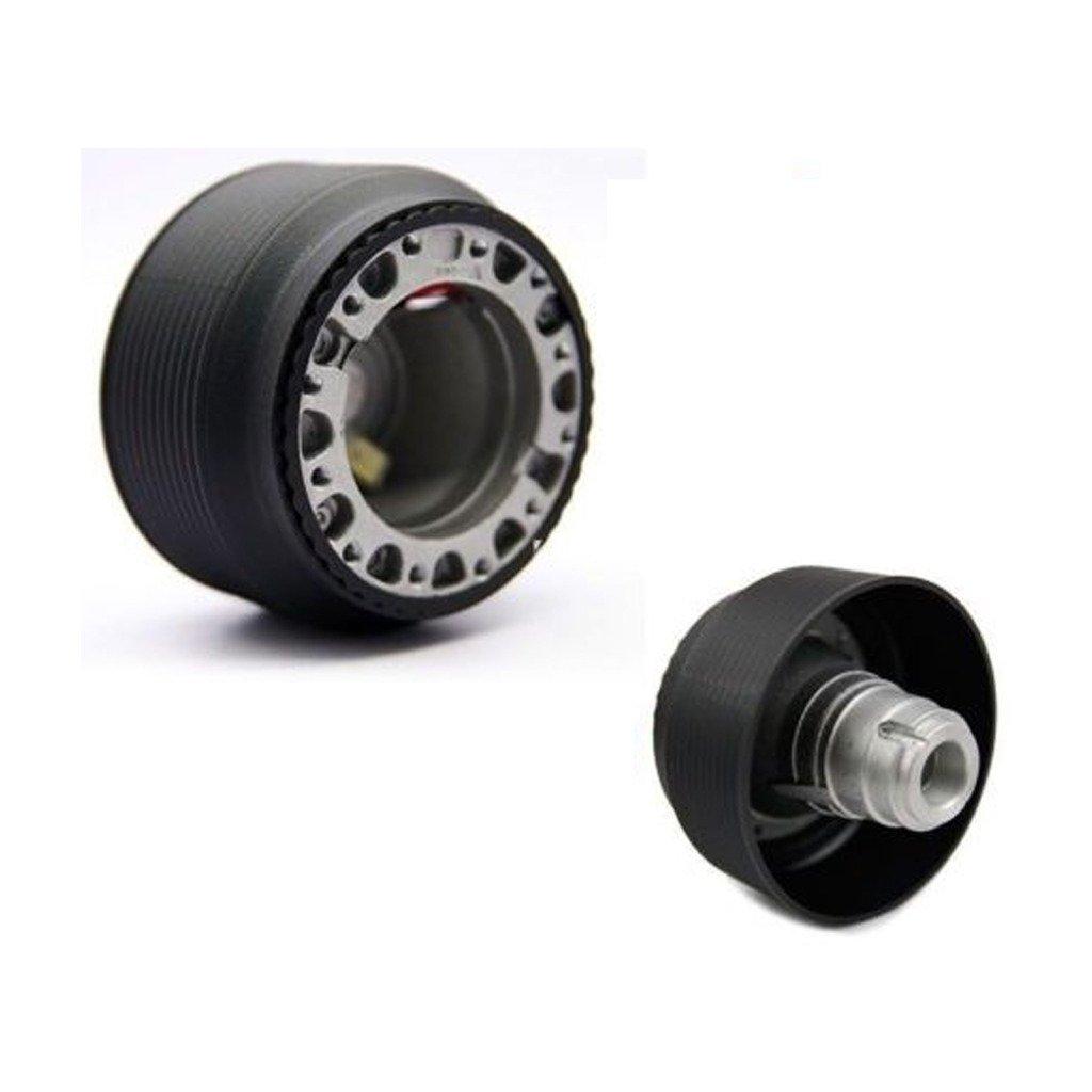 Red JDM Racing 323mm Steering Wheel+Hub Adapter for 90-96 Toyota 4Runner//Pickup