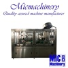 MIC-32-32-8 Micmachinery top quality monoblock bottling beer equipment water bottling equipment bottle filling equipment withCE
