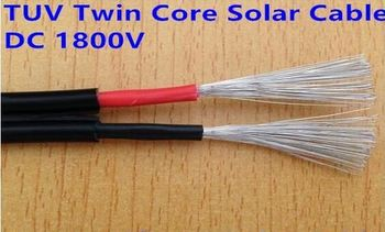 Quality Tuv Polycab Pv1-f 2.5mm 4mm 6mm Solar Cables Cable - Buy Tuv ...