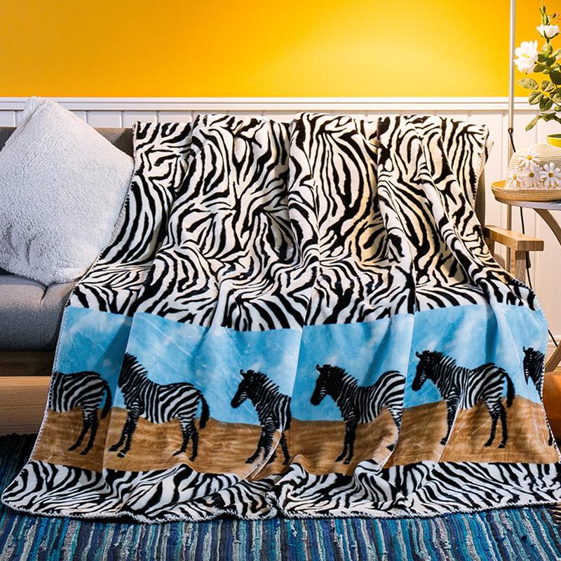 Zebra Print Blanket Promotion Shop For Promotional Zebra
