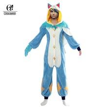 ROLECOS Ezreal LOL оригинальный Косплей костюмная Пижама Звездный Guardian LOL Косплей Костюм Ezreal Star Guardian зимняя Пижама для женщин(Китай)