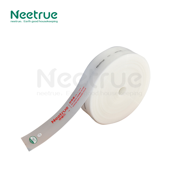 Transparent PE lay flat hose water pipe