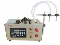 Electric High accuracy Small Dose 10ml double nozzle liquid Smoking Oil filling machine