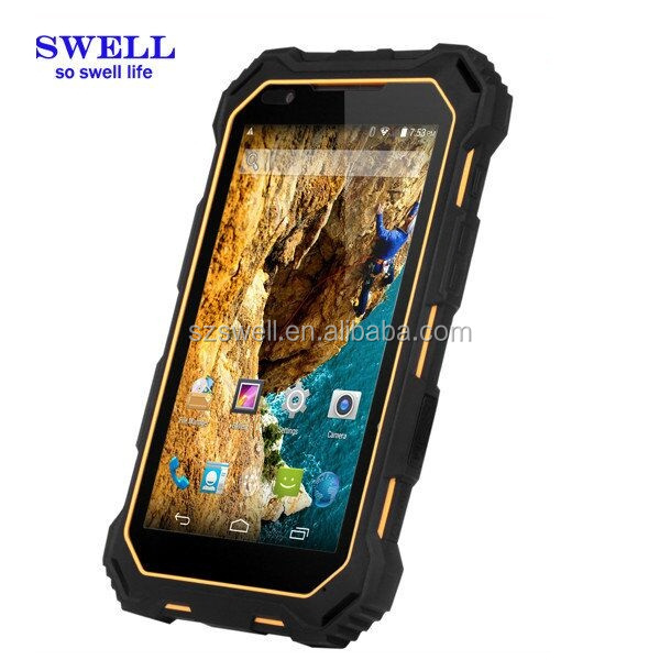 Factory price 7 inch panel PC Android OS 5 points capacitive touch screen 7000mAh rechargeable Li-ion battery