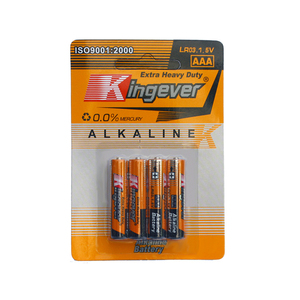 High Energe Cycle 1.5V AA Alakline Battery from japan cells