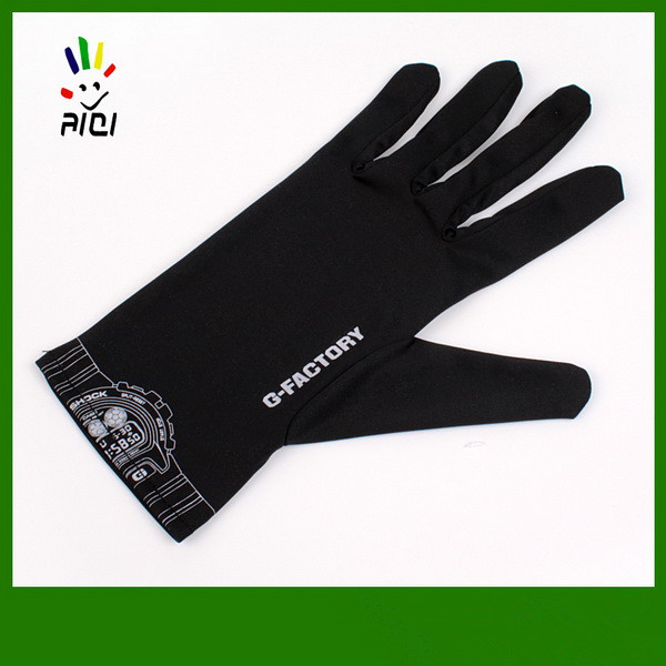 high quality microfiber glove for jevelry cleaning