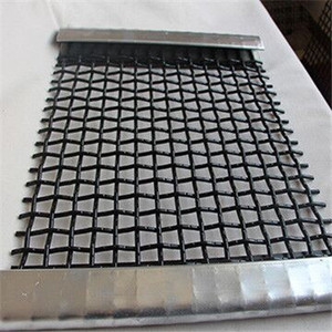 Wholesale high quality 65Mn heavy industrial screens vibrating screen wire mesh