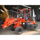 solid tyre 4WD ZL1500 mini wheel loader
