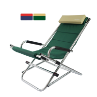 Onwaysports Best Aluminum Rocking Recliner Outdoor Chair Chaise Longue OW-62