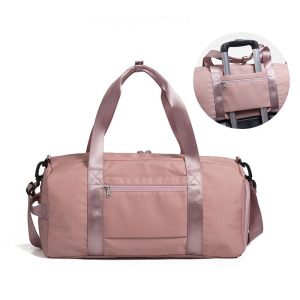 Wholesale high quality polyester luggage set travel bags