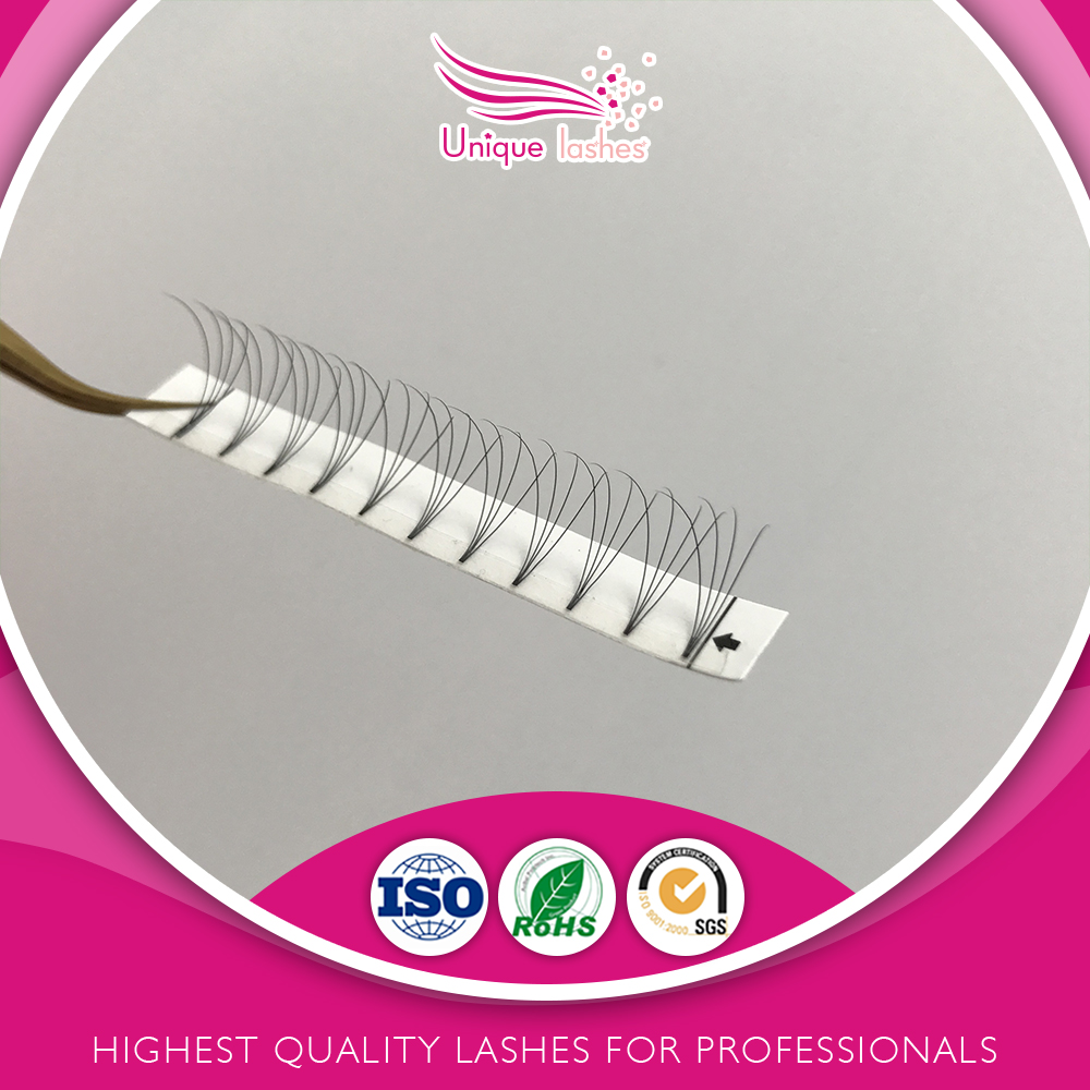 alibaba express Eyelashes Extensions Private Lable 4D Russia Volume Lashes