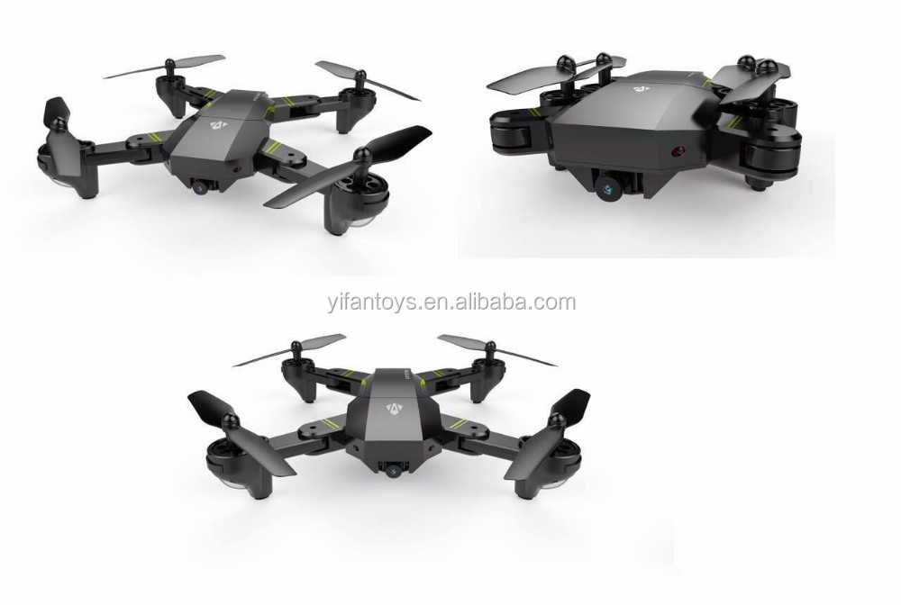 2017 Newest Folding selfie pocket drones with camera Folded Drone for sale