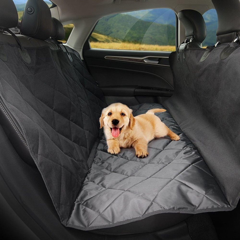 Dog Cat Seat Cover for Cars Pet Car Seat Covers Dog Hammock